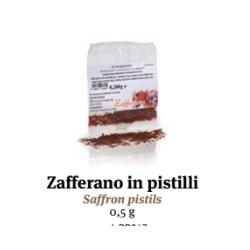 saffron pistils 0.5 gr