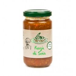 Tomatensaus met soja Ragu biologisch 130gr