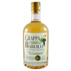 Grappa di Barolo aged invecchiata 70cl 40% Alc.