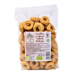Tarallini ancient grains - organic 200gr