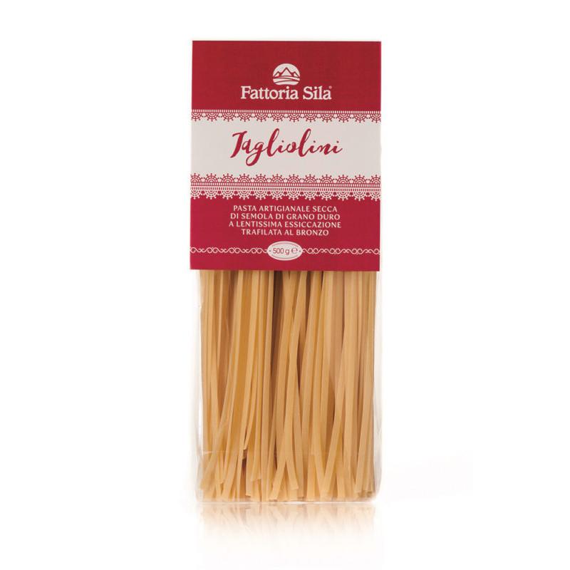 Tagliolini with orange - Artisanal pasta 500 Gr.