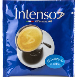 Coffee pods Intenso Decaffeinated x50