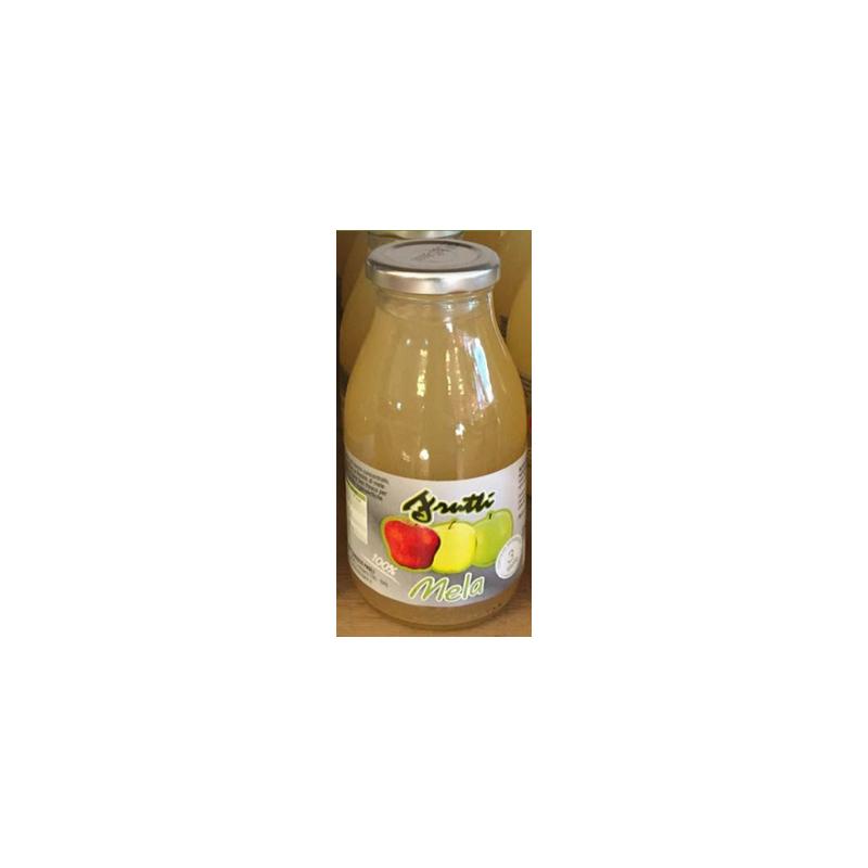 Apple Juice 100% - glas bottle 250ml