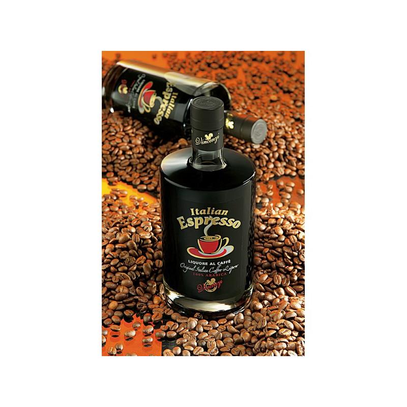 Italian Espresso liqueur (30% vol. / 70 cl.)
