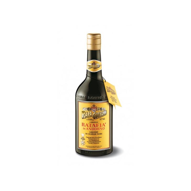 Ratafià black cherry 0,7 Lt